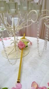 キャンドルトーチ花