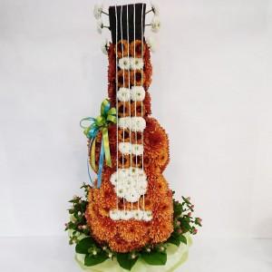 ギターのアレンジメント